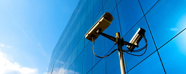 Commercial CCTV camera